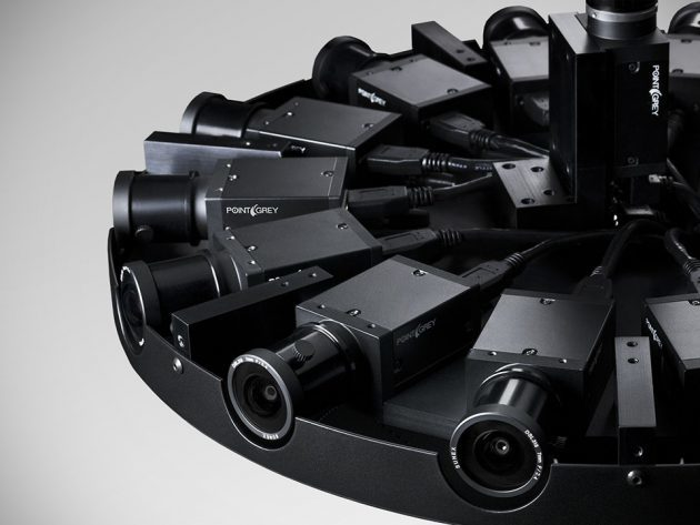 Facebook Surround 360 Video Capture System