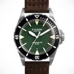 Dutch Harbor Watch Is Shinola's Take Of 50s Dive Watches That Do 900 Feet