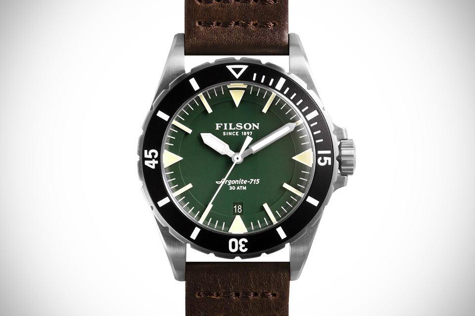 Filson Dutch Harbor Watches By Shinola Featured Image