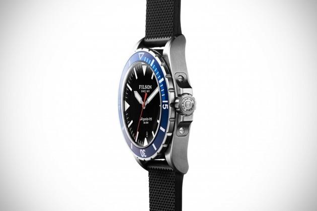 Filson Dutch Harbor Watches by Shinola