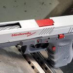NES Zapper Gun Won't Kill But This Glock 'NES Zapper Gun' Pistol Will Kill