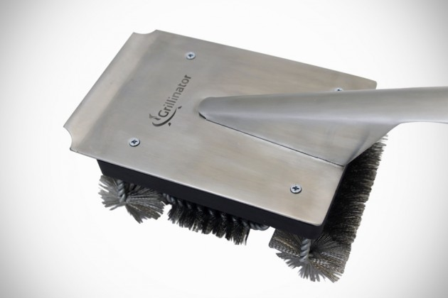 Grillinator BBQ Grill Cleaning Brush