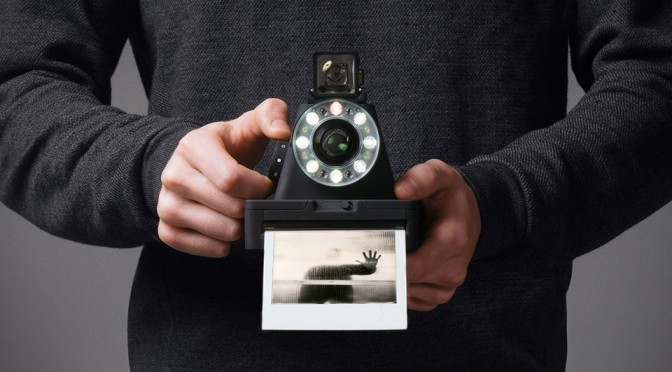 The Impossible Project's First Instant Camera Can Be Controlled With An App