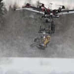 Drone With Functional Chainsaw Is As Terrifying As One That Spews Fire