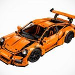 LEGO Technic Porsche 911 GT3 RS Is Official, Hits The Market This June