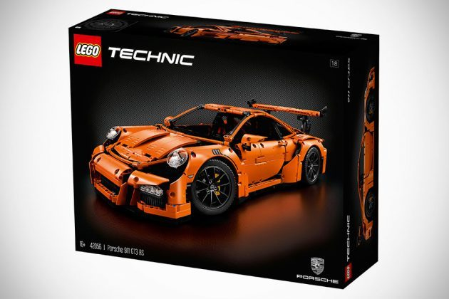 lego technic porsche 911 gt3 rs is official hits the market this june mike. Black Bedroom Furniture Sets. Home Design Ideas