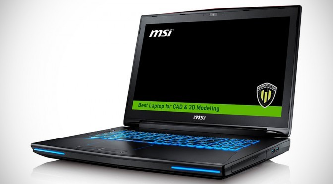 MSI WT72 6QN, The World's First NVIDIA VR Ready Workstation Costs $5,500