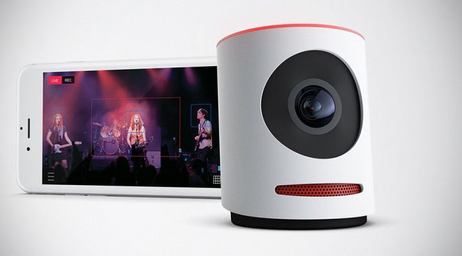 Mevo Is The First Camera For Facebook Live, Boasts Real-time Editing