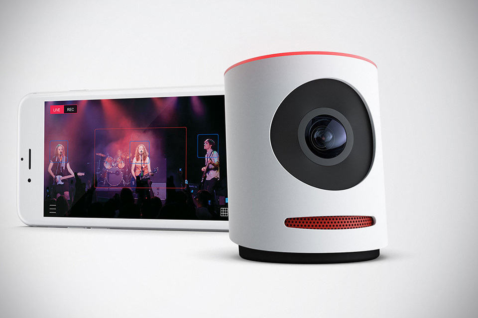Mevo is the first camera for facebook live boasts real for Facebook camera