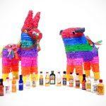Nipyata! Is Piñata For Grown Ups That Rains Mini Plastic Bottles Of Liquor