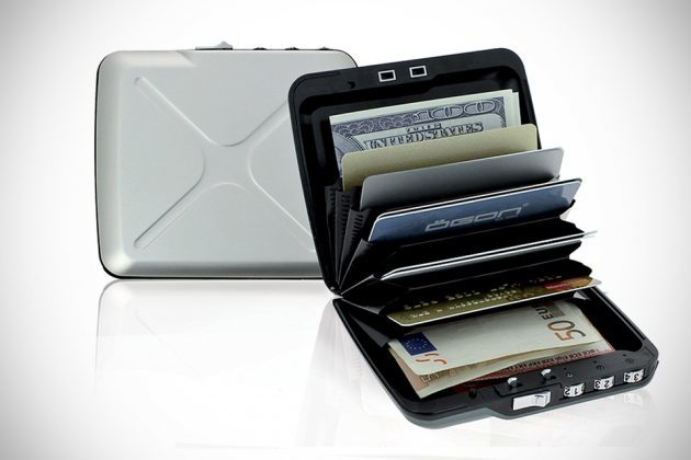 Ogon Designs Mini Safe Aluminum Wallet