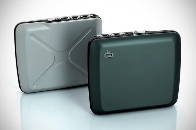 Ogon Designs Mini Safe Aluminum Wallet