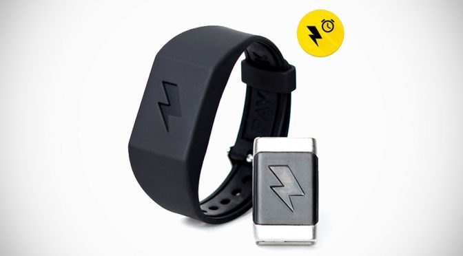 Pavlok Shock Clock Band