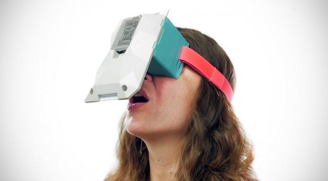 PockulusC.H.I.P. DIY Portable VR Console