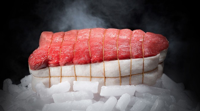 $3,200 15-Year Rib Steak Is The Craziest Thing We Heard All Day