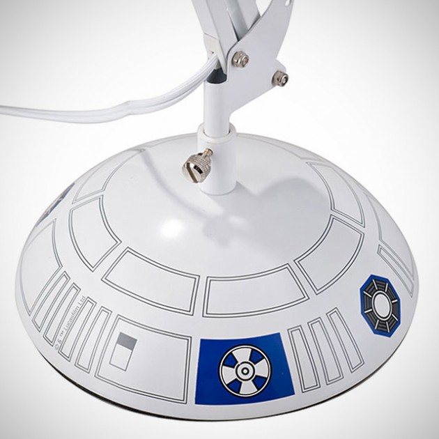 R2-D2 Architectural Desk Lamp
