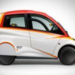 Shell Unveils Super Energy Efficient Concept Car That Runs On Bespoke Oil