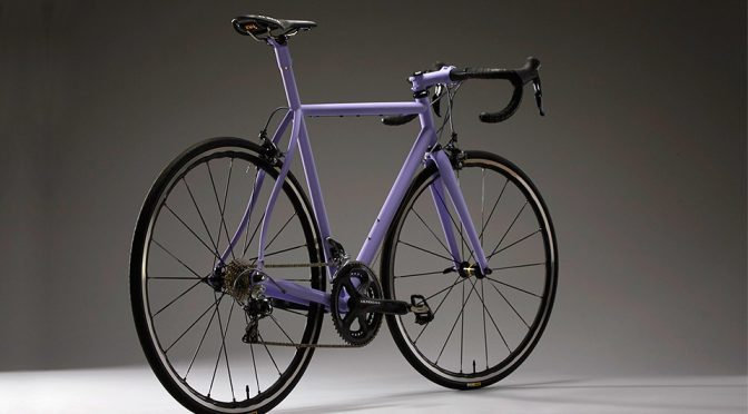 The Vanilla Workshop Launches First Hand Built Ready-Made Road Bike