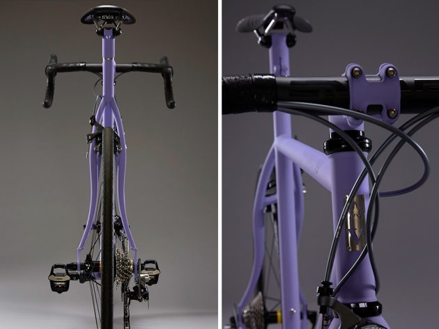 Speedvagen OG1 Road Bike by The Vanilla Workshop