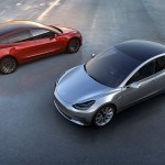 Tesla Model 3 Unveiled And Priced, Production To Begin In Late 2017