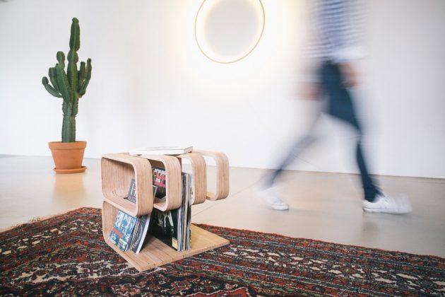 The Woodieful Chair by Klavdija Jarc