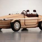 Toyota Japan's Functional Wooden Car Heads To Milan Design Week
