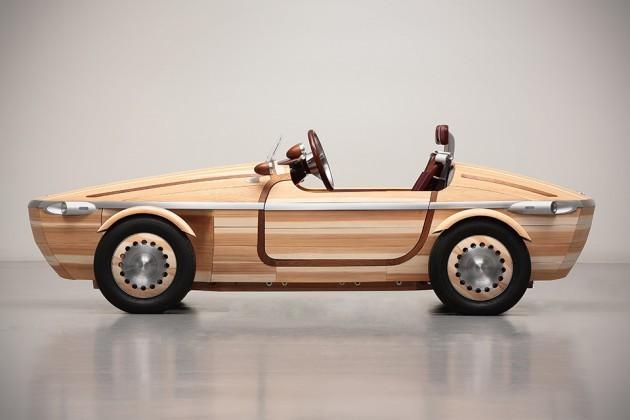 Toyota Setsuna Concept Car