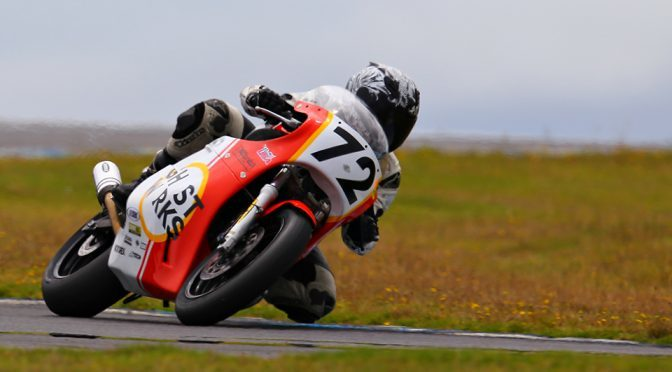 Footwear Consultancy Design And Built A Race Bike And Took It To A Race