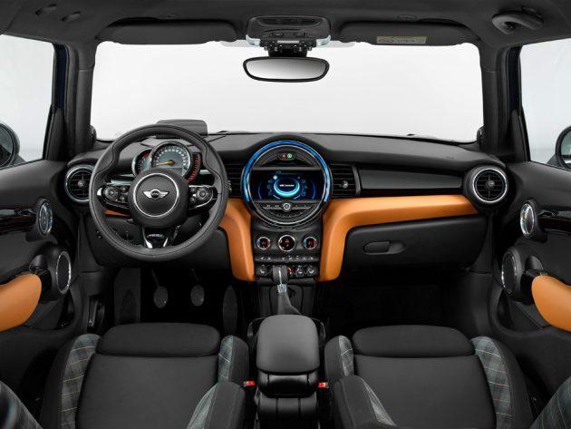 2016 MINI Seven Compact Hatch