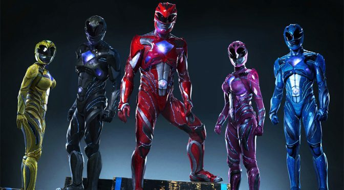 New <em>Power Rangers</em> Ditches Vinyl Suit For Iron Man-style Armored Getup