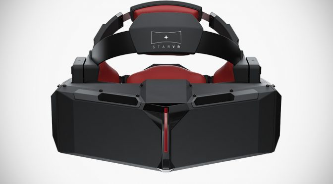 Acer Joined Forces With Starbreeze To Create VR Headset For Theme Parks
