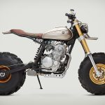 "BW650 Custom Motorcycle Takes A Stab At ""Armchair Builders"""