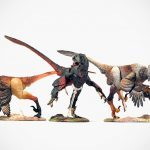 Beasts of the Mesozoic: Finally, Dinosaur Figures That Are Poseable