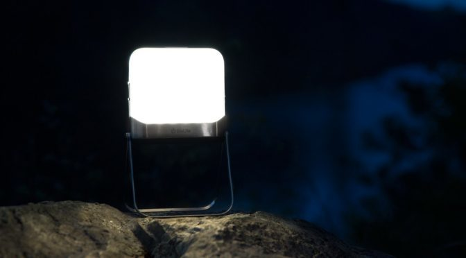 BioLite Broke Conventional Lantern Design By Going Flatpack