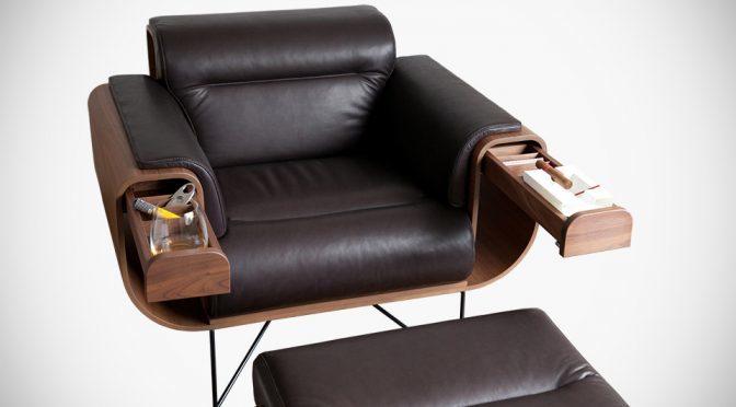 El Purista RA 1:15 Smoker's Armchair
