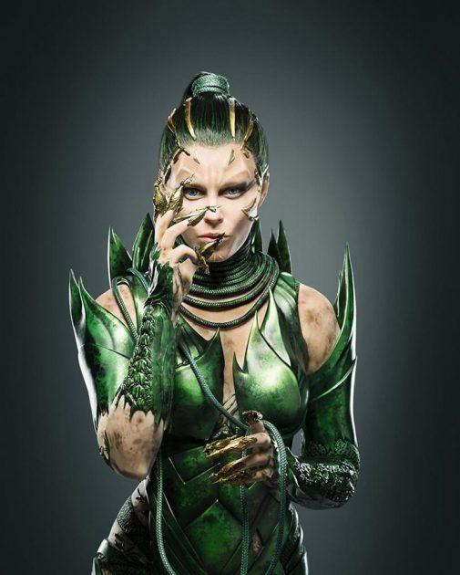 Elizabeth Banks as Rita Repulsa - Power Rangers