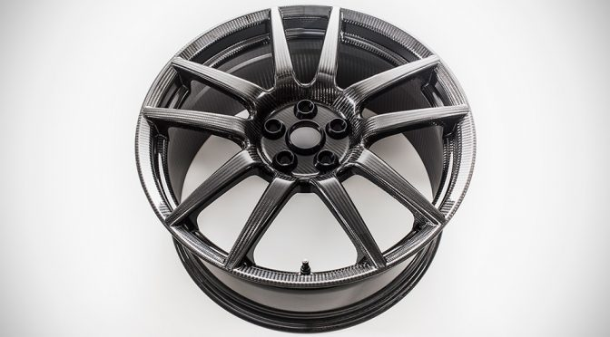 Ford GT Next-gen Carbon Fiber Wheels