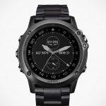 Garmin Introduces Premium Aviation GPS Smartwatch, D2 Bravo Titanium