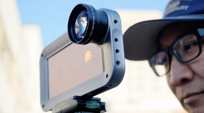 Helium Core Camera Chassis For iPhone