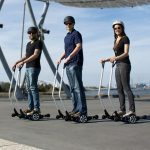 HoverBars Turn Hoverboard Into A Ski-like Electric Vehicle For Safety's Sake