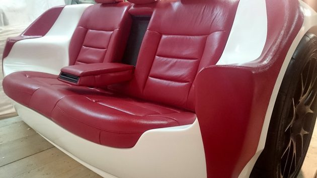 Luxury Car Desks and Sofas by Design Epicentrum