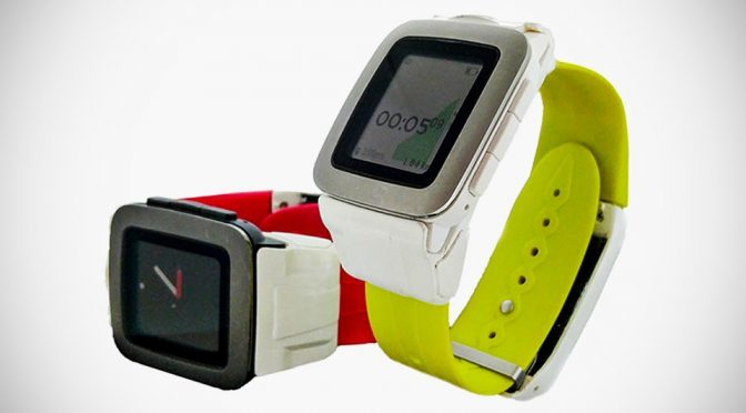 Pal Strap Adds GPS and Extends Battery Life Of Your Pebble Smartwatch