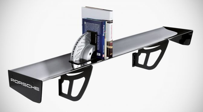 Porsche 911 GT3 Cup Rear Spoiler Shelf