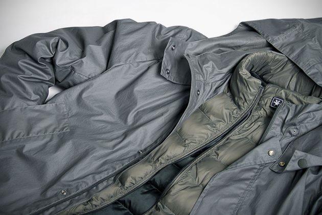 Sinapsi Smartphone-controlled Heated Jacket