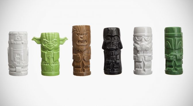 <em>Star Wars</em> Geeki Tiki Is If Mos Eisley Is A Tiki Bar And Not A Cantina