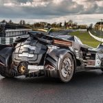 Batmobile 2.0 for Gumball 3000 Rally Is Moved By A Growling Lamborghini V10