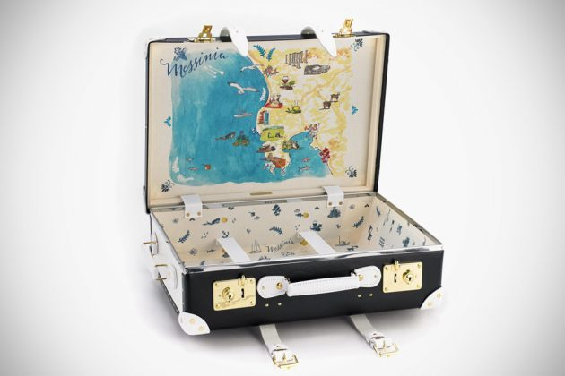 The Luxury Collection Globe-Trotter Luggage by Sofia Sanchez de Betak