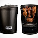 Trashcan BBQ Grill Cooks Better And Will Be The Talk Of The Party