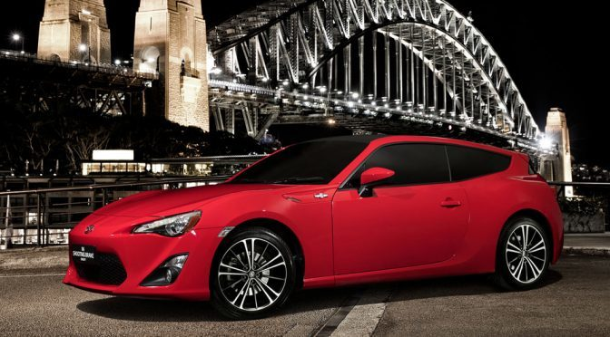 Seriously Toyota, This GT86 Shooting Brake Concept Should Be Made