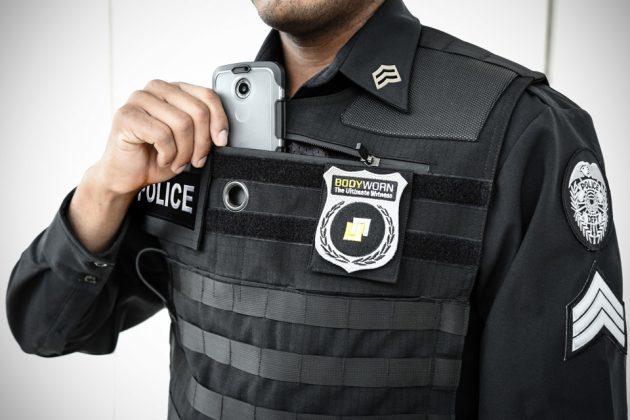 Utility Inc's BodyWorn Police Body Camera